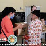 Padrón de la Entrega de Despensas de SEDESOL y Ayuntamiento de Pánuco